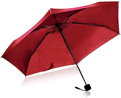 c48bf6509c5b Shopping 1 Star & Up - Reds or Clear - Folding Umbrellas - Umbrellas ...
