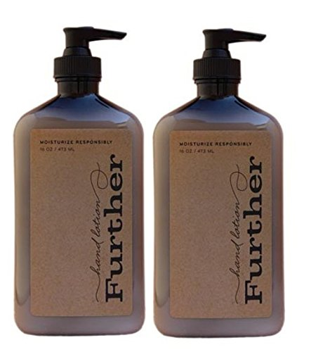 ion-16 oz. Hand Lotion by Further, 2 Pack (Olive Essence Spa)