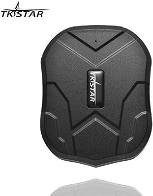 TKSTAR Localizador gps para coche , Magnético fuerte Rastreador GPS , Vehículos Monitoreo Sistema en Tiempo Real , Anti perdido Dispositivo ...
