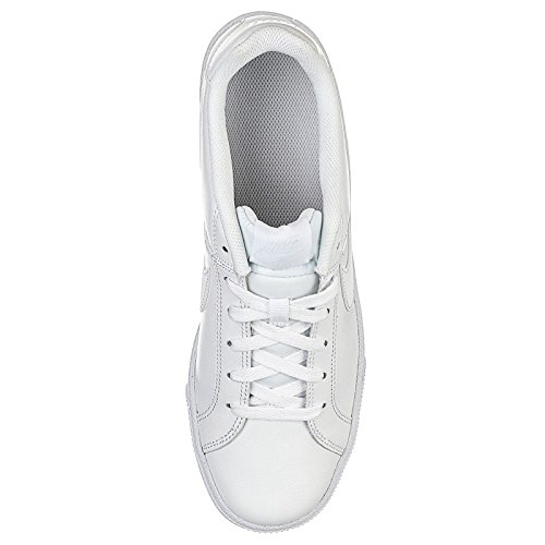 Nike Herren Court Royale Sneakers, Blanco (White / White), 45 EU