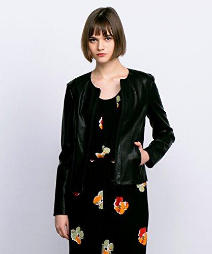 black 1200 Noir Femme Exchange Blouson Armani wqxO1ZaIS