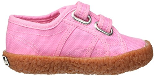 Superga 2750-naked COVJ - Zapatilla Baja Unisex Niños Rosa (Pink Begonia)