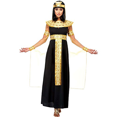 sc 1 st  Amazon.com & Amazon.com: Egyptian Queen of the Nile Adult Costume: Clothing