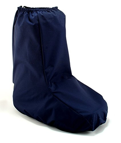 My Recovers Walking Boot Weather Cover for Orthopedic Boot, Navy Waterproof Fabric, Made in USA, Short Boot, Orthopedic Products Accessories (SM)