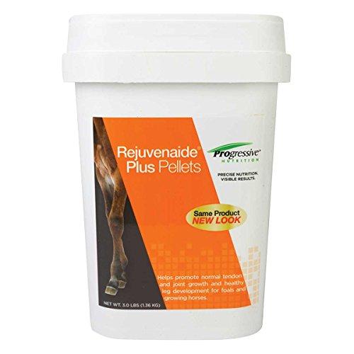 - Progressive Nutrition Rejuvenaide Plus Pellets for Foals and Growing Horses - 3 Pounds