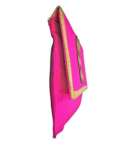 Bhamini - Cartera de mano mujer Rosa - rosa