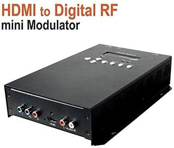 Amazon.com: GOWE (HDMI a DTMB RF) Mini Módulo digital DTMB ...