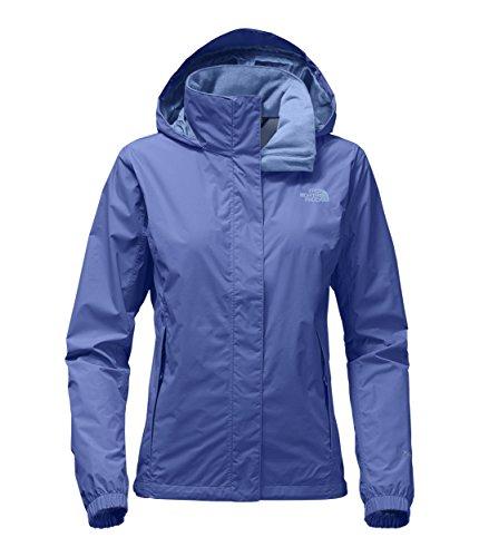Womens Nylon Jacket - The North Face Women's Resolve 2 Jacket Stellar Blue - XXL