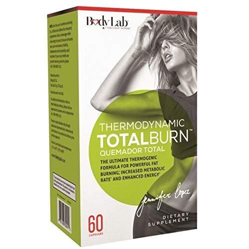 BodyLab Thermodynamic Total Burn (60 Capsules)