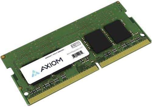 AXIOM unbuffered Non-ECC 4VN08AA-AX 2666 MHz // PC4-21300 Axiom AX SO-DIMM 260-pin CL19-1.2 V DDR4-32 GB