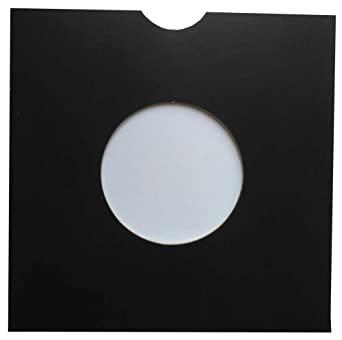 45rpm SINGLE WHITE PAPER SLEEVES COVERS FREE P/&P 500 x 7/""