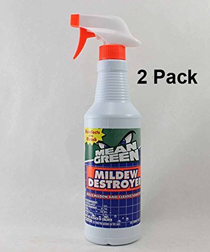 Mean Green Mildew Destroyer with Bleach 20 FL. OZ. (2 Packs)