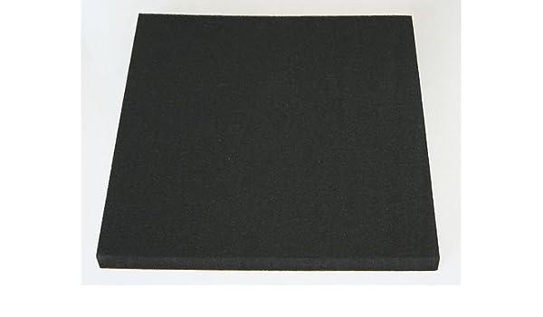 2 x Acústica Reducción De Ruido La Espuma Fonoabsorbente Azulejos 330mm x 330mm x 25mm SAB: Amazon.es: Hogar