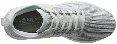 Onicla Super adidas Bianco Racer Gymnastique de Ftwbla Chaussures Cloudfoam Ftwbla Homme fwOvHa