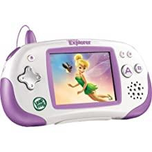 LeapFrog Leapster Explorer Learning Game System, Purple
