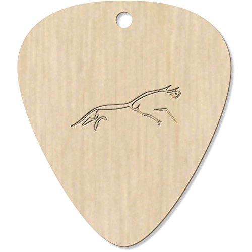 (Azeeda 7 x 'Uffington White Horse' Guitar Picks / Pendants (GP00012943))
