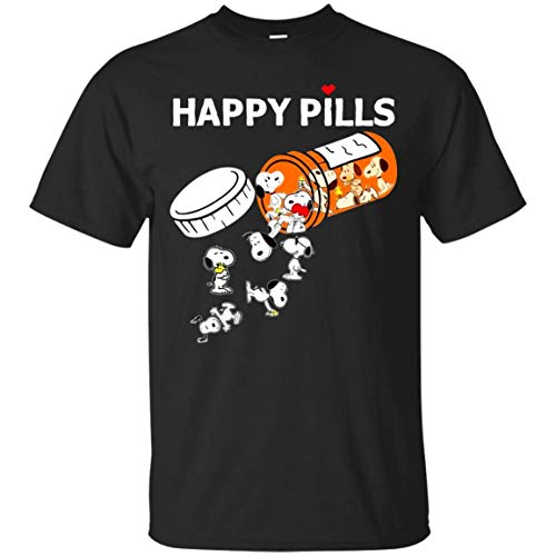 Happy Pill addictions tee- 80s 90s Vintage Tshirt