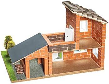 Teifoc Piccolo Muratore Villa con Garage, TEI 4700, T4700