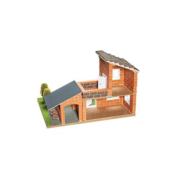 Teifoc-Piccolo-Muratore-Villa-con-Garage-TEI-4700-T4700