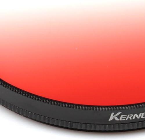Kernel 62mm Gradual Red Lens Filter