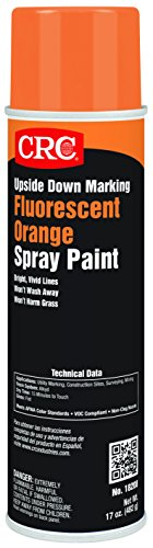 Upside Down Marking Paints   Fluorescent Orange  17 Wt Oz