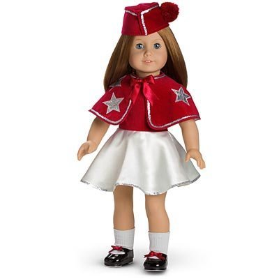 American Girl Molly's Friend Emily's Tap Dancing Outfit with Tap Shoes!