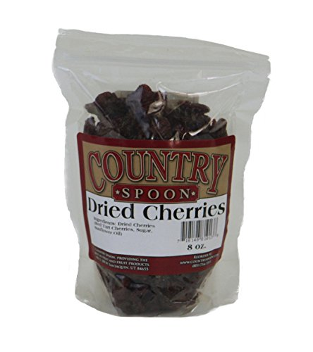 Dried Tart Montmorency Cherries (8 oz.) by Country Spoon (Almond Tart And Cherry)