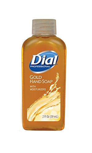 (Dial Professional 06059 Dial Liquid Soap Gold 2 Oz.)