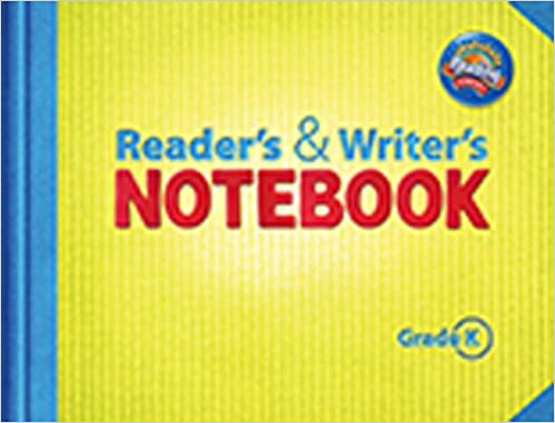 Amazon readers writers notebook grade k reading street readers writers notebook grade k reading street csm edition by scott foresman fandeluxe Images