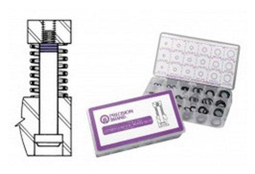 - Precision Brand 26005 - Lengthening Shim Assortment, Steel, Inch, 270