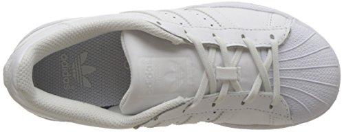 Basses Adidas White Superstar Baskets White footwear Blanc Fille Originals footwear qRRpCxrtw