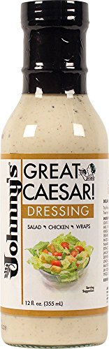 - Johnny's Fine Foods, Great Caesar, 12 oz