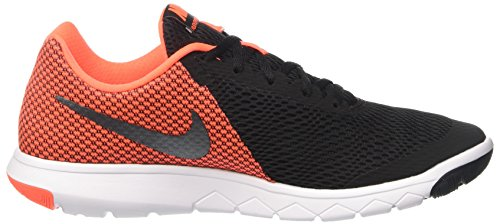 Flex Rn 6 NIKE Hematite Experience Mtlc Men white hyper Sneakers Black Black 003 's Orange ZqwEEfxnWI