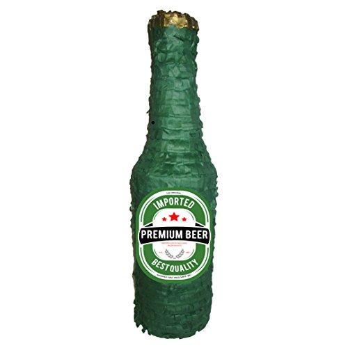 Beer Bottle Pinata, Larger than Life - Photo Prop, Decoration and (Adult Pinata)