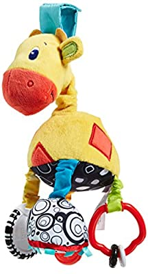 Bright Starts Start Your Senses Sensory Giraffe by KIDS II that we recomend individually.