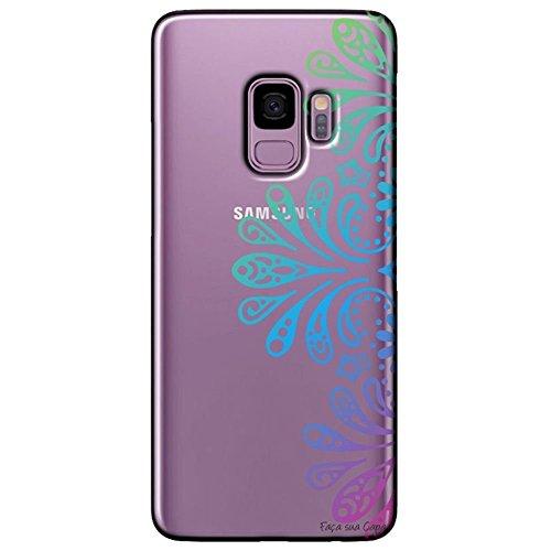 Capa Personalizada Samsung Galaxy S9 G960 - Mandala - TP259