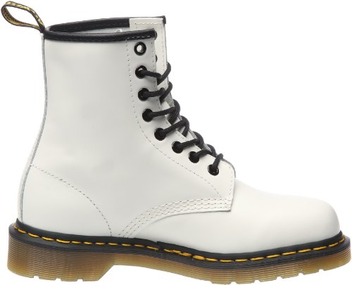 Smooth Womens 1460 Dr Boots Eyelet Leather 8 Martens White qzwfZ