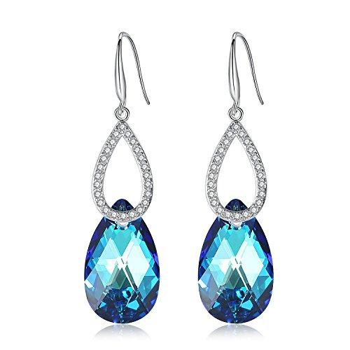 Bermuda Blue Crystal - [Presented by Miss New York] Leafael