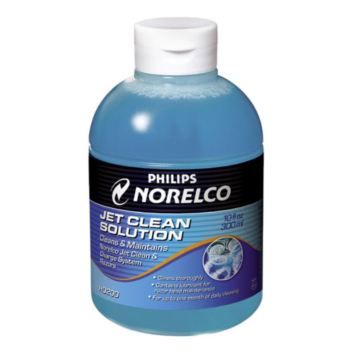 Norelco Clean Jet Solution 10oz Cool Breeze