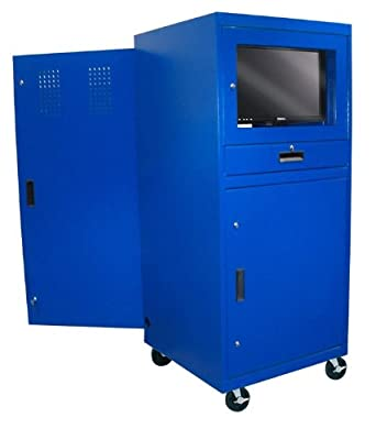 Sandusky Lee 16CC303064 06 Mobile Computer Cabinets For Extreme  Environments, Extra Heavy Duty 30u0026quot
