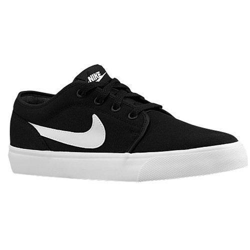 Nike Toki s Low Txt /// 555272-020 Black///White