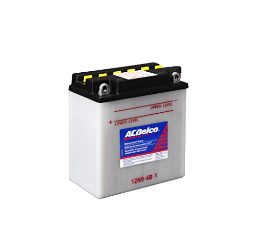 ACDelco AB12N94B1 Specialty Conventional Powersports JIS 12N9-4B-1 Battery by ACDelco (Image #1)