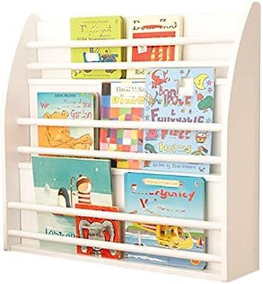 Gaoqqi Estanterias Infantiles 3 Capas De Pie Libreria Para Ninos