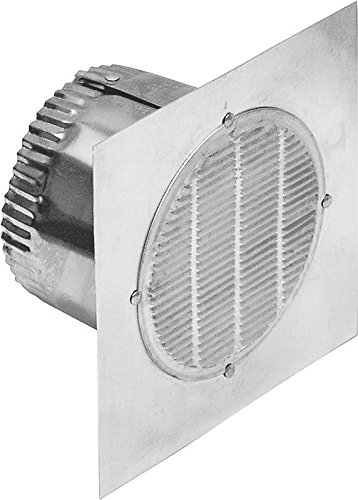 6 inch eave vent - 8