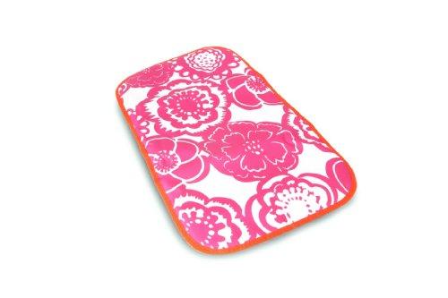 ju-ju-be-memory-foam-changing-pad-fuchsia-blossoms