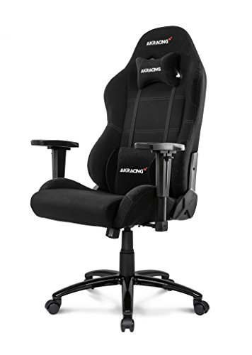 41ghqJUkucL - AKRacing-Core-Series-EX-Wide-Gaming-Chair-with-High-Backrest-Recliner-Swivel-Tilt-Rocker-Seat-Height-Adjustment-Mechanisms-510-Warranty