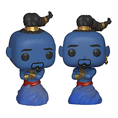 Funko Pop! Disney: Aladdin Live Action - Genie: Toys & Games