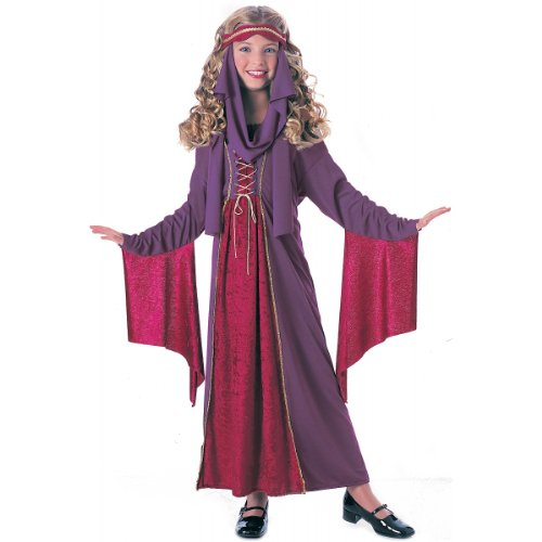 Rubies Child's Gothic Princess Costume, (Renaissance Rental Costumes)
