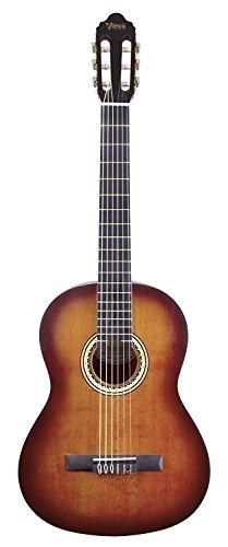 Valencia Series Four - Valencia Series 200 Guitar, 4/4 Hybrid Classical, Sunburst Finish