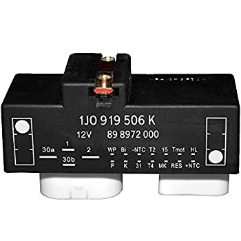 Amazon.com: URO Parts (1J0 919 506e) Fan Unidad de control ...